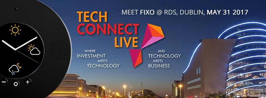 FIXO at Tech Connect Live 2017