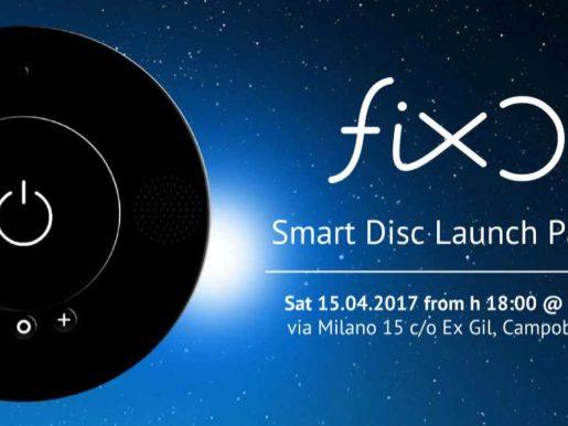 Smart Disc Launch Party