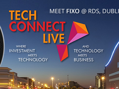 FIXO at Tech Connect Live 2017