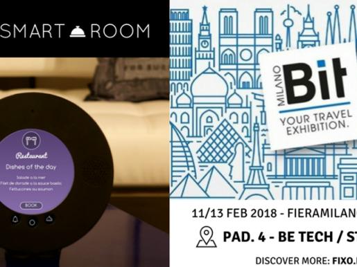 BIT 2018 in Milan